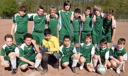 FC Stoppenberg D2-Jugend