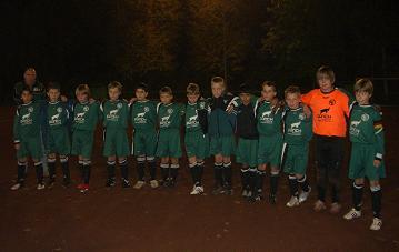 FC Stoppenberg E1 am 29.10.2009