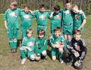 FC/JS Hillerheide E1-Jugend am 09.04.2010