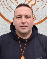 F2-Trainer Frank Hupertz