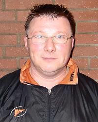 Frank Vogelpoth, Trainer der 2. Mannschaft