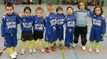 Holsterhauser SV Bambini am 03.12.2010