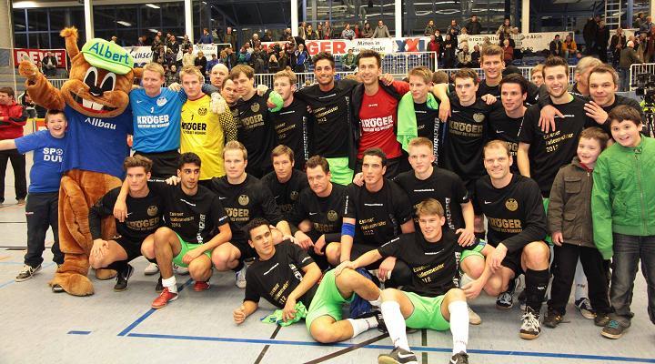 FC Kray - Hallenstadtmeister 2012