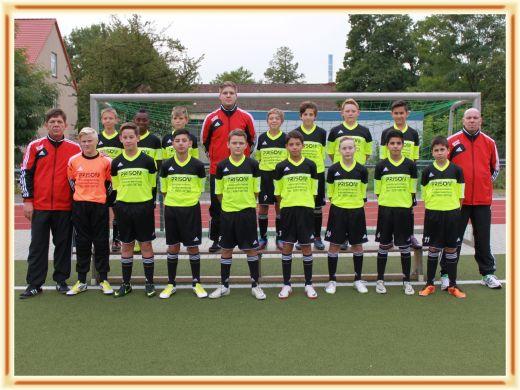 Vogelheimer SV D1 - D-Jugend Hallenchampion 2013