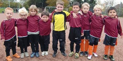 Juspo Altenessen Bambini am 30.10.2010