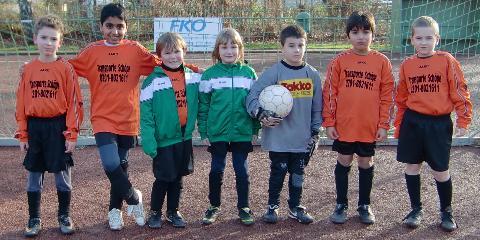 Juspo Altenessen Bambini am 14.01.2012