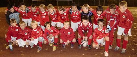 Rot-Weiß Oberhausen D3-Jugend am 04.11.2010