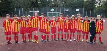SC Frintrop D1 Jugend am 18.09.2010