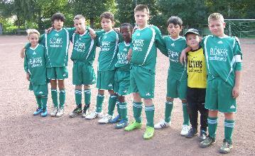 Sportfreunde Altenessen E1 am 12.09.2009