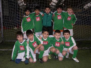 Sportfreunde Bulmke E1 Junioren am 09.01.2010