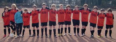 SG Schönebeck D4 Jugend am 12.03.2011