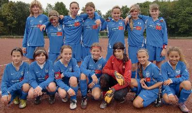 SG Schönebeck D5 Jugend am 02.10.2010