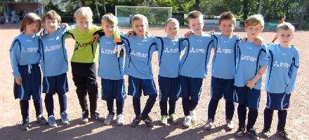 SG Schönebeck F4 Jugend am 01.10.2011