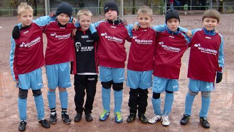 SG Schönebeck F5 Jugend am 03.12.2011