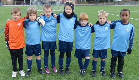SG Schönebeck F6 Jugend am 26.11.2011