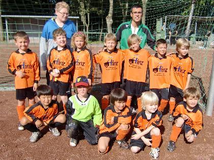 SuS Haarzopf F2 Jugend am 10.09.2011