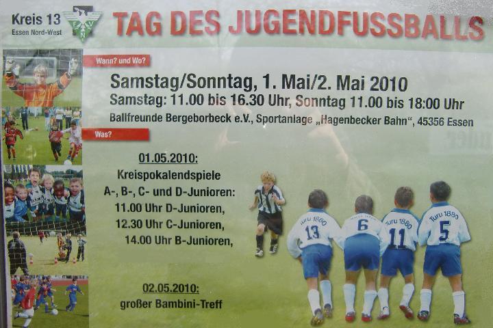 Tag des Jugendfußballs 2010