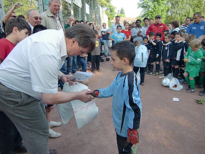 Bilder vom Tag des Jugendfußballs 2011