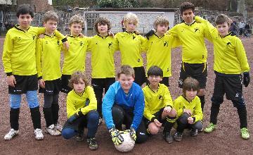 TuS Holsterhausen E1 Junioren am 13.03.2010