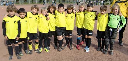 TuS Holsterhausen F2 Jugend am 24.09.2011