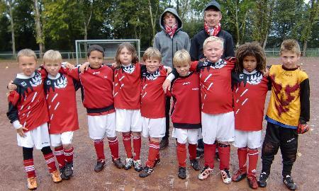 TuSEM Essen F3 Jugend am 08.10.2011