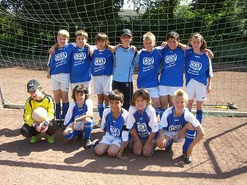 VfB Frohnhausen E1 am 15.08.2009