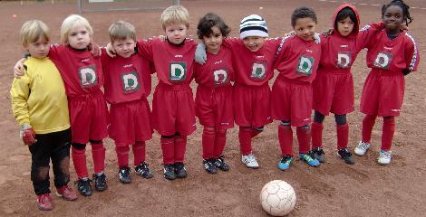 VfB Frohnhausen Bambini am 26.11.2011