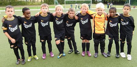 Vogelheimer SV F2 Jugend am 17.09.2011