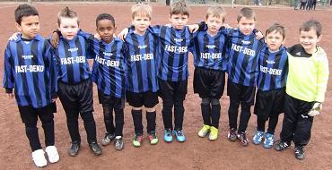 Vogelheimer SV Bambini am 26.02.2011