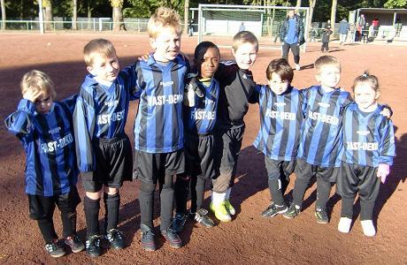 Vogelheimer SV Bambini am 22.10.2011