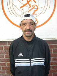 Frauen-Trainer Wolfgang Gloy
