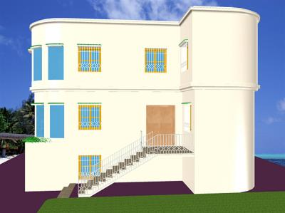 Decoration Facade Villa - Amazing Home Ideas - freetattoosdesign.us