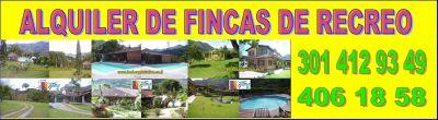 FINCAS NAVIDAD, AÑO NUEVO, PUENTE DE REYES. ENTRAR
