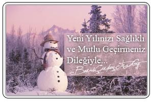 Yeni Yılınız Kutlu Olsun...