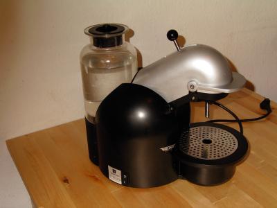 For Sale In Basel Nespresso Turmix C300 Plus Sold