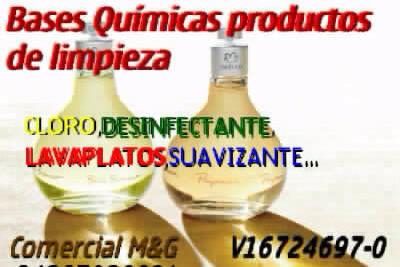 BasesQuimicasMG