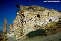 Hasankeyf Kalesindeki Büyük Saray Kalıntısı