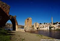 Antik Köprü Ayakları ve Hasankeyf