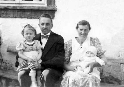 Familie Josef Lux