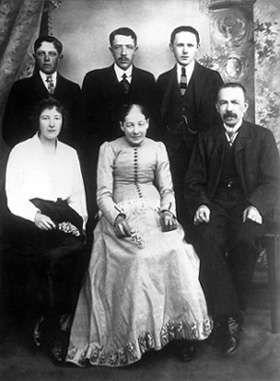 Familie Laschke aus Hohen-Erlitz