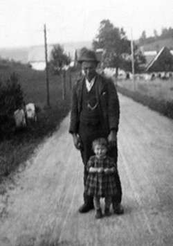 Vater Anton & Edeltraud