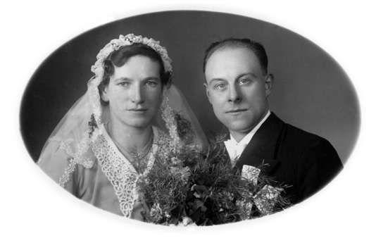 Rosa und Rudolf Tomann