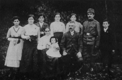 Familie Pohl (1915