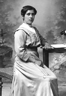 Marie Friemel geb. Pohl