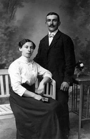 Anna & Josef Pohl