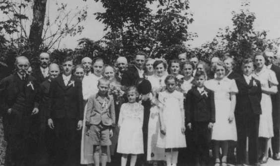Hochzeit 1940