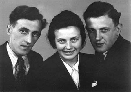 Erwin, Gisela & Ernst