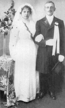 Hochzeit 1918