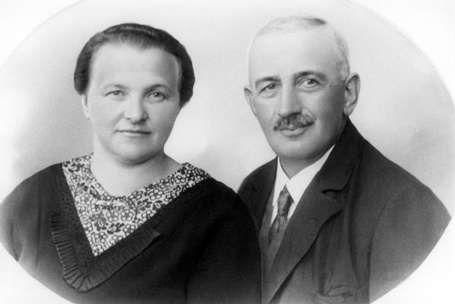 Die Gastwirte 1935