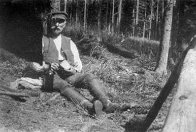 Waldarbeiter Schroller